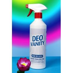 Deo Vanity fior di loto 600 ml