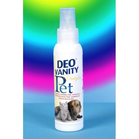 Deo Vanity Pet Vaniglia 100 ml