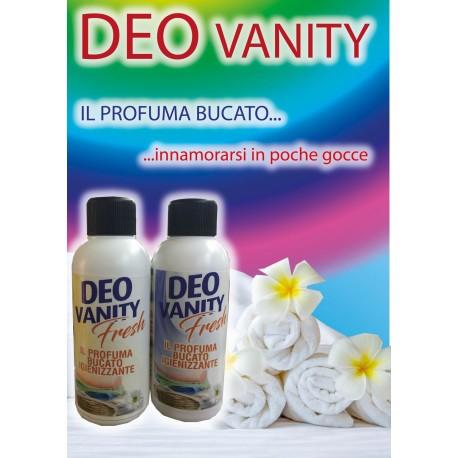 Deo Vanity Fresh profuma bucato 100 ml