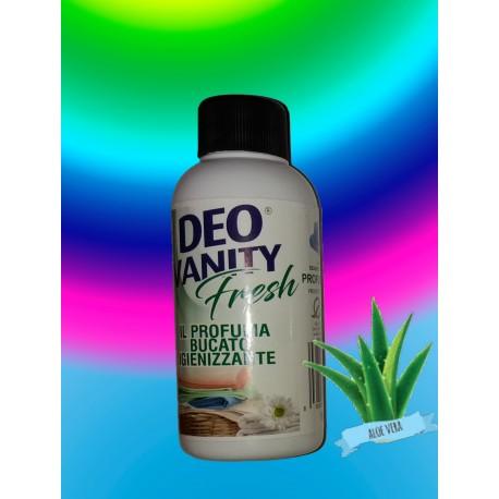 Deo Vanity Fresh profuma bucato 100 ml aloe