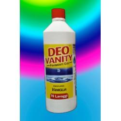 Deo Vanity Gel pavimenti 70 dosi 1000ml vaniglia